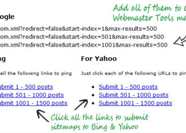 Kỹ năng Seo cho Blogspot – phần 2