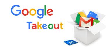 [Hướng dẫn] Tải về mọi thứ của bạn trên Google