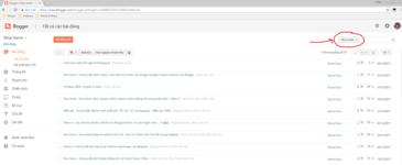 Cách xóa nhãn  khỏi Blogspot – xóa label, thẻ tag khỏi blog