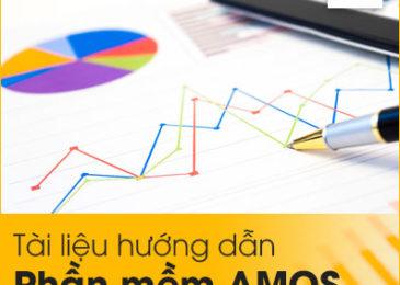 Tài liệu hướng dẫn sử dụng phần mềm AMOS