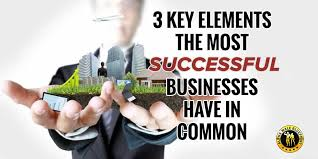 What Successful Businesses Have in Common