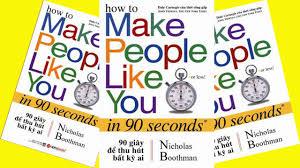 Sách free : 90 Giây Để Thu Hút Bất Kỳ Ai