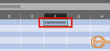 Cách Thêm Số 0 Vào Số Điện Thoại Trong Excel