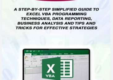 [FREE VBA EBOOK]Excel VBA: A Step-By-Step Comprehensive Guide on Advanced Excel VBA Programming Techniques and StrategiesExcel