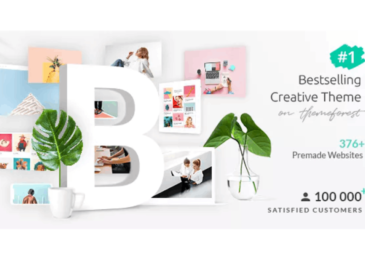 [Share Theme WordPress] Bridge – Creative Multi-Purpose WordPress Theme v19.2.1 Mới Nhất