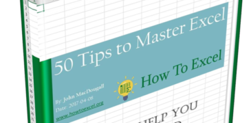 The freebies to help you really master Excel