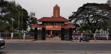 Lang thang về Vĩnh Thạnh thăm xứ đạo (2)