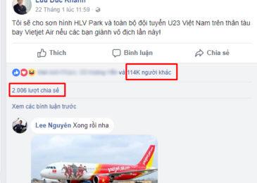 U23 Việt Nam và bài học PR Marketing theo sự kiện đáng học hỏi của Vietjet Air