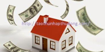 Tài chính hàng hóa (CF), bất động sản tạo thu nhập (IPRE)