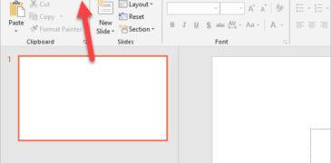 Cách chèn background vào PowerPoint một cách chuyên nghiệp