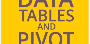 [Free ebook]Data Tables And Pivot Table