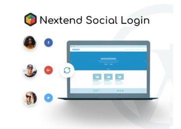 [Share Plugin WordPress] Nextend Social Login Pro V3.0.20 Mới Nhất