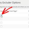 Cách loại trừ danh mục khỏi trang chủ WordPress của bạn