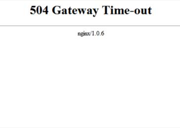 Cách khắc phục lỗi hết thời gian chờ trong cổng 504 trong WordPress