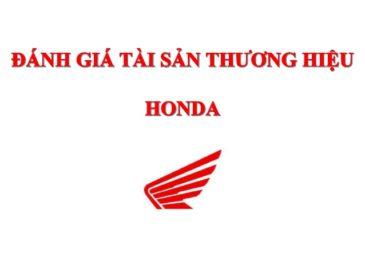Các yếu tố tác động đến lòng trung thành của khách hàng đối với sản phẩm xe tay ga của thương hiệu Honda tại Thành phố Hồ Chí Minh