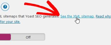 Xem sơ đồ trang web XML