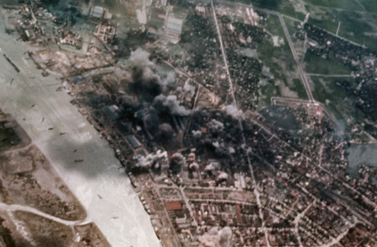 Bombing of Haiphong Harbor