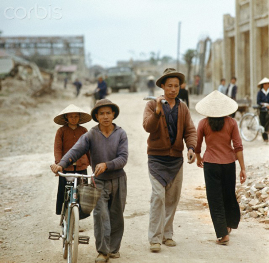 Historical Vietnam - North Vietnam 1973