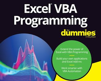 [Free ebook]Excel VBA Programming For Dummies (For Dummies (Computer/Tech))-John Walkenbach, Michael Alexander-New 2020