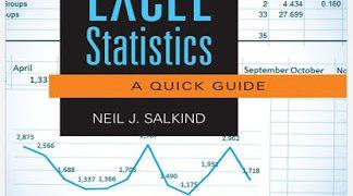 [Free ebook]Excel Statistics: A Quick Guide-Neil J. Salkind