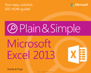 [Free Ebook]Microsoft Excel 2013 Plain Simple, Excel Formulas Tutorial