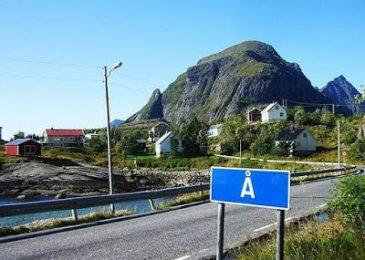 Ngôi làng có tên ngắn nhất hành tinh