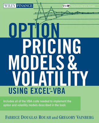 [FREE EBOOK]Option Pricing Models and Volatility Using Excel-VBA-Fabrice Douglas Rouah and Gregory Vainberg