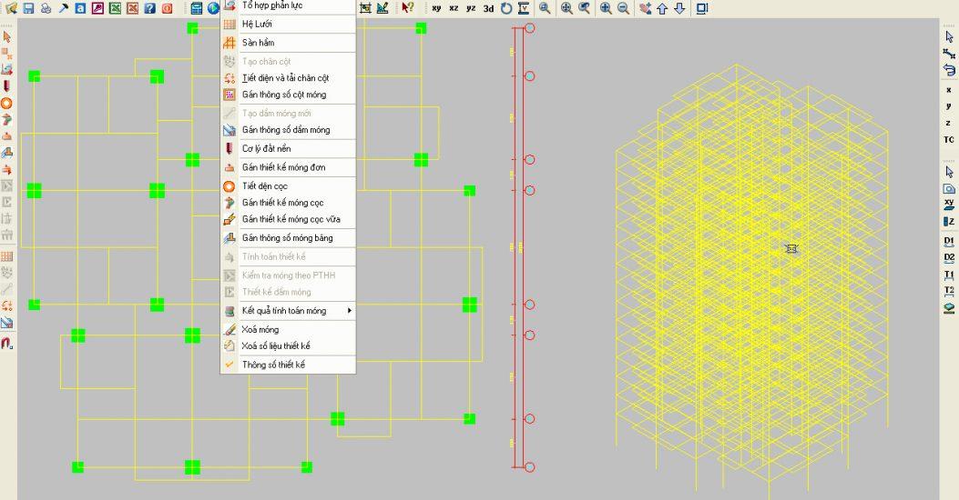 Full Free phần mềm thiết kế kết cấu theo Tiêu chuẩn Việt nam và nước ngoài Rdsuite Pro 2020