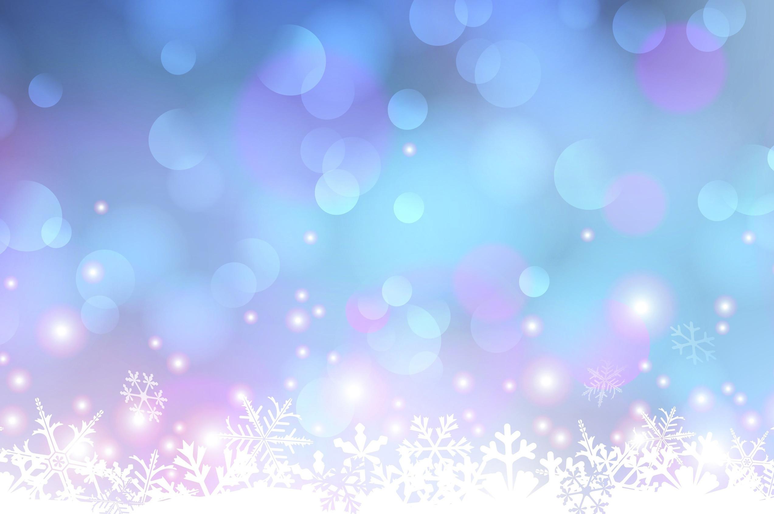 Hình ảnh background bông tuyết bóng sáng