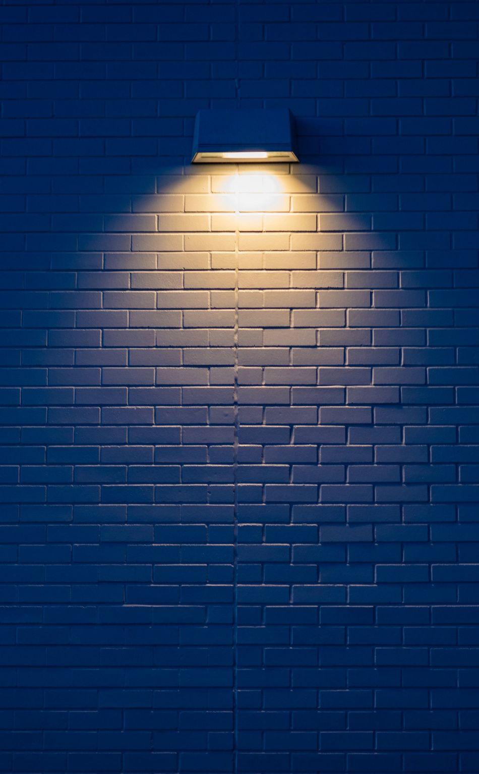 Hình ảnh background bức tường đèn sáng