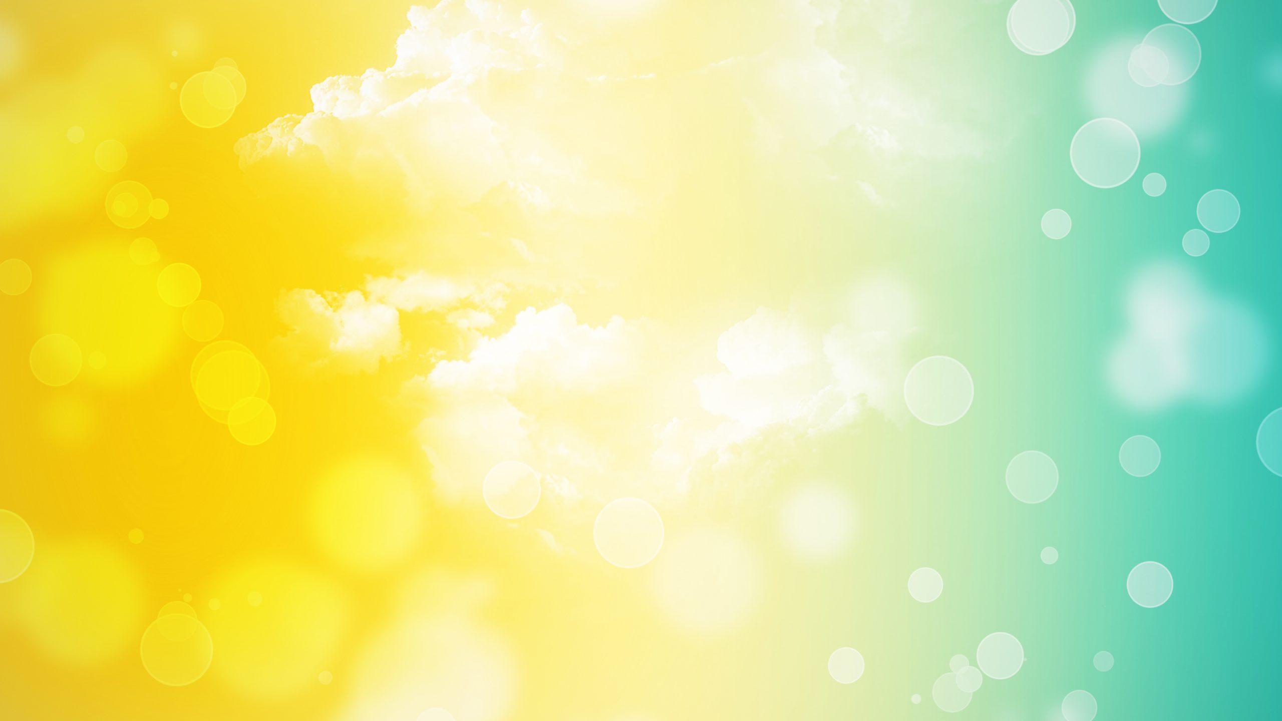 Hình ảnh background màu vàng màu xanh bóng trắng