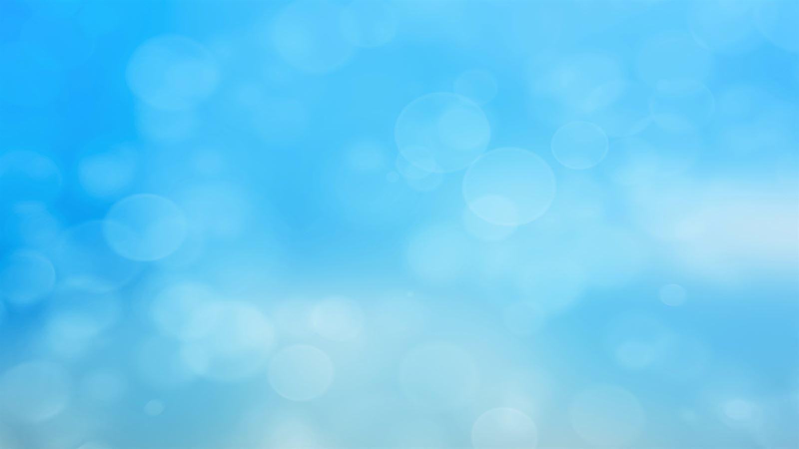 Hình ảnh background nền xanh bong bóng trắng