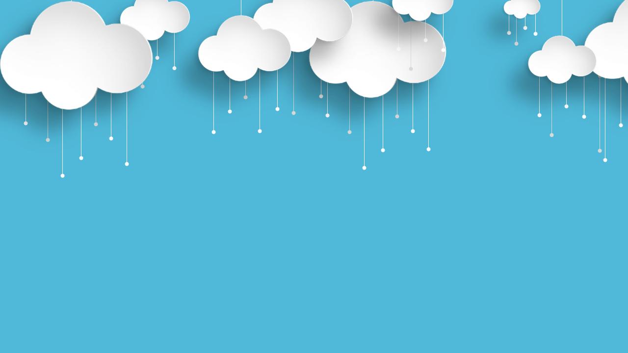 Hình ảnh background nền xanh mây trắng