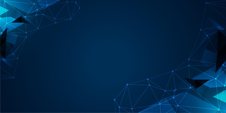 Hình ảnh background nền xanh nối khung tinh tú