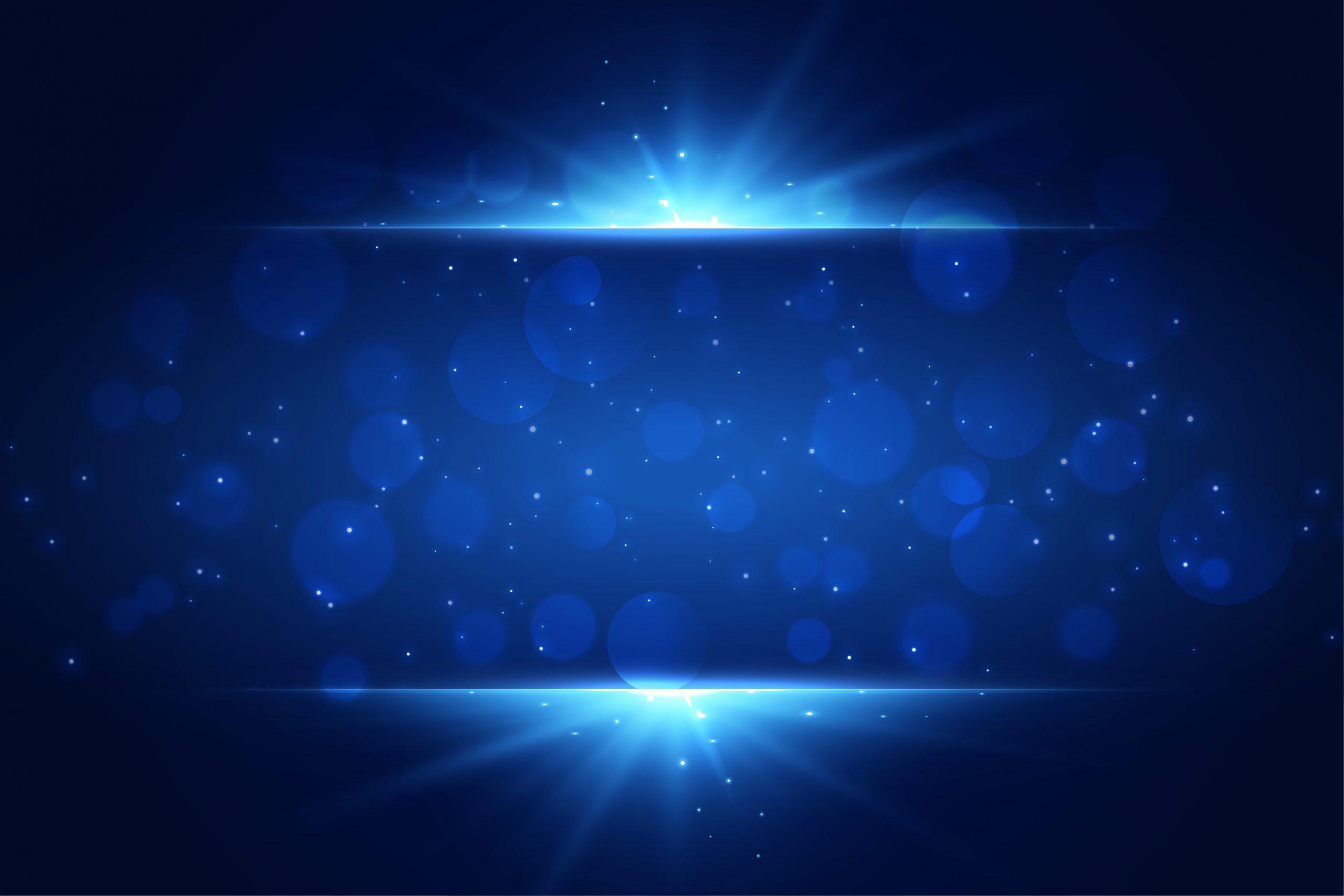 Hình ảnh background xanh và bóng