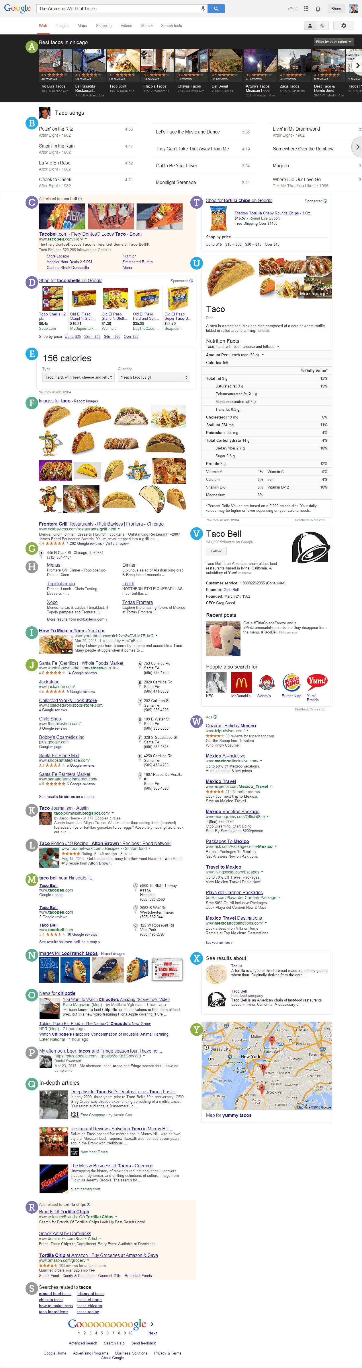 [Infographic] - Chi tiết các dạng kết quả tìm kiếm xuất hiện trên SERP Google - Dich vu seo - Dịch vụ SEO